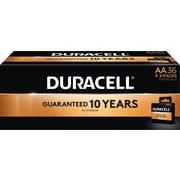 """Duracell® Alkaline """"AA"""" Batteries, 36/Pack (MN15P36)"""