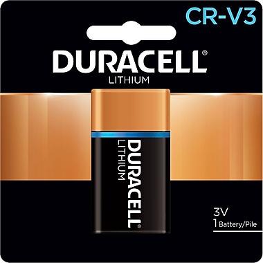 Duracell CR-V3 3-Volt Lithium Battery (DLCRV3BPK)