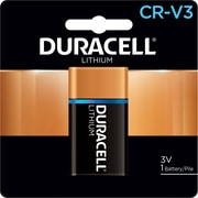 Duracell CR-V3 3-Volt Lithium Battery (DLCRV3BPK)