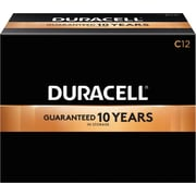 Duracell C Alkaline Batteries, 72/Pack