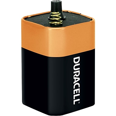 Duracell® MN908 Alkaline Spring Top Lantern Battery, 1/Pack