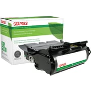 Staples® Remanufactured Black Toner Cartridge, Lexmark T644 (64435XA, 64415XA, 64404XA)