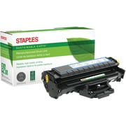 Sustainable Earth by Staples Remanufactured Black Toner Cartridge, Samsung ML-2010