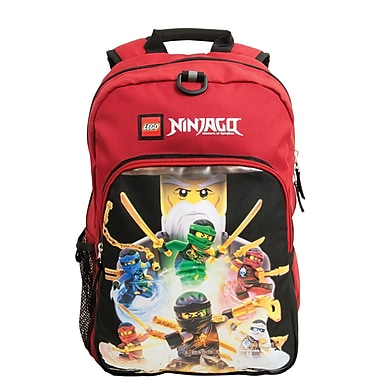 Lego Ninjago Wu Crew Backpack