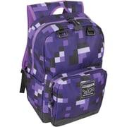 Minecraft Nether Portal Backpack, Purple
