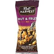 Nut Harvest Nut & Fruit Mix, 3 oz, 8 Pack