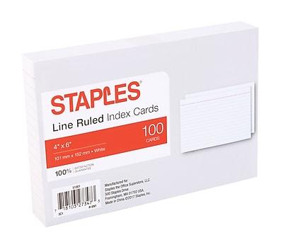 Staples® 4