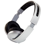 Staples On-Ear Stereo Headphones, Silver