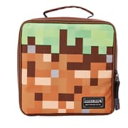 MINCRAFT DIRTY BOX LUNCH TOTE