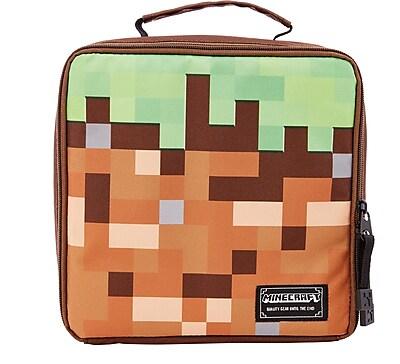 Minecraft Dirt Block Lunch Box (MNCR1009)