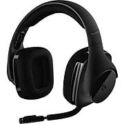 Logitech G533 Wireless Gaming Headset, Black (981-000632)