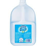 Nestle Pure Life Spring Water, 1 gal Bottle, 6/Carton (12514)