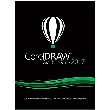 CorelDRAW Graphics Suite 2017 Education Edition for Windows (1 User) [Download]