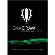 CorelDRAW Graphics Suite 2017 Upgrade for Windows (1 User) [Download]
