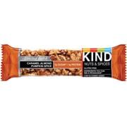 KIND® Seasonal Caramel Almond Pumpkin Spice Bars, 12/BX