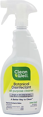 CleanWell Botanical Disinfectant Spray - All Purpose