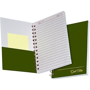 Ampad Gold Fibre® Personal Notebook, White, 7