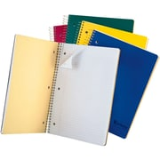 """Ampad® Envirotec™ Recycled Wirebound 3 Subject Notebook, 8-1/2"""" x 11"""""""