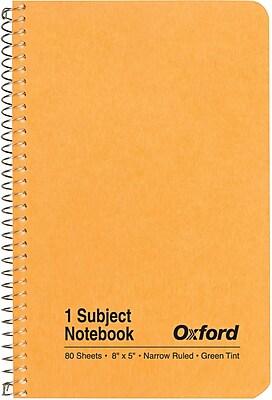 Ampad® Evidence® Memo Book, Narrow Ruled, 5