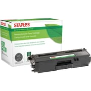 Staples® Remanufactured Laser Toner Cartridge, Brother TN331 (TN331Y), Yellow