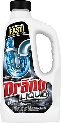 Drano® Liquid Drain Cleaner, 32 oz.