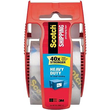 Scotch Heavy-Duty Shipping Tape, 1.88