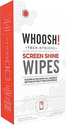 WHOOSH SCREEN CLEAN 30PK WIPES