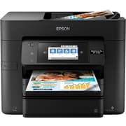 Epson WorkForce WF-4740 Color Inkjet All-in-One Printer (C11CF75201)