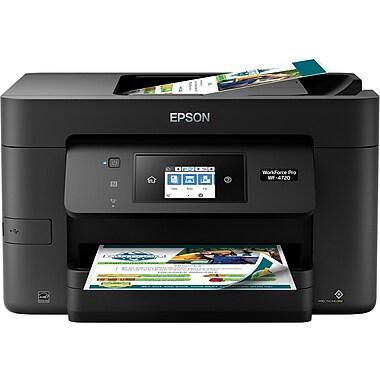 Epson® WorkForce Pro WF-4720 Colour All-in-One Inkjet Printer (C11CF74201)