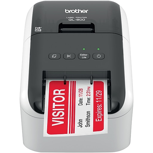 Brother Desktop Label Printer (QL-800)