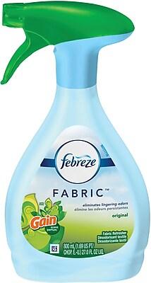 Febreze FABRIC Refreshers Spray, Gain, 27 oz.