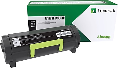Lexmark MS/X417/517/617 High Yield Return Program Black Toner