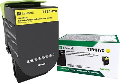 Lexmark CS/X417/517 High Yield Return Program Yellow Toner
