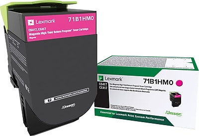 Lexmark CS/X417/517 High Yield Return Program Magenta Toner