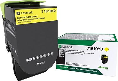 Lexmark CS/X317/417/517 Return Program Yellow Toner