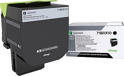 Lexmark CS/X517 Extra High Yield Black Toner