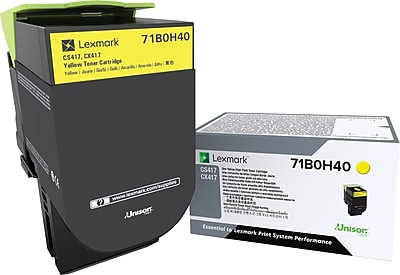Lexmark CS/X417/517 High Yield Yellow Toner