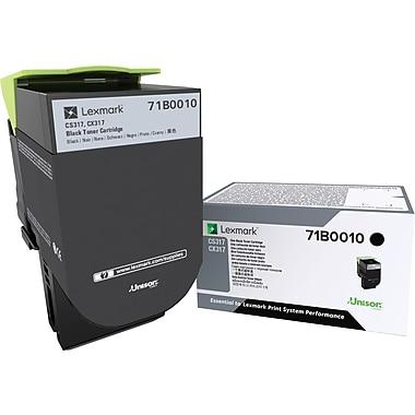Lexmark CS/X317 Black Toner Cartridge (71B0010)