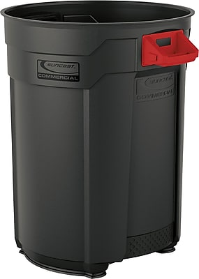 Suncast Commercial Utility Trash Can 55 Gallon (BMTCU55)
