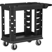"""Suncast Commercial Structural Foam Utility Cart, HD, 19"""" x 37"""" (PUCSD1937)"""