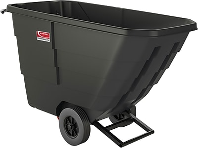 Suncast Commercial 1/2 Cubic Yard Towable LD Tilt Truck (RMTTLD50)