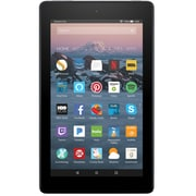 "Amazon Fire 7 Tablet with Alexa, 7"" Display, 8 GB, Black"