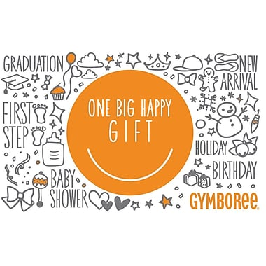 Gymboree eGift Card $25 (Email Delivery)