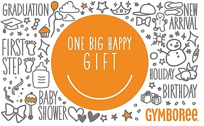 Gymboree eGift Card $100 (Email Delivery)