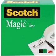 """Scotch® Magic™ Tape, 1"""" x 1,296"""", 1 Box/Pack (810-1X36)"""