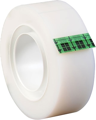 Invisible Numerous Applications Boxed 810K6 6 Rolls 1 Pack 3//4 x 1000 Inches Engineered for Repairing Scotch Magic Tape