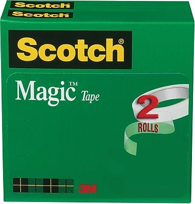 Scotch® Magic™ Tape 810, 3/4