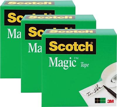 Scotch® Magic™ Tape, 1