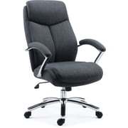 Staples Fayston Fabric Home Office Chair, Charcoal
