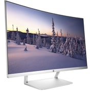 "HP HP27SC1 27"" Curved LED Monitor"